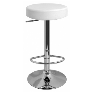 White Cocktail Stools to Hire