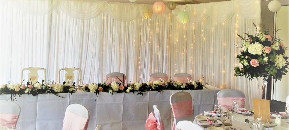 Venue Decorators Weddings Events Carlisle Cumbria