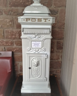 Victorian Vintage Style Post Box to Hire | Carlisle | Cumbria | Lake District | Newcastle