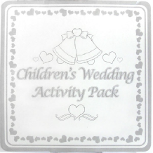 Children's Favours for Weddings | Activity Packs